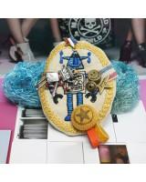 機器人襟章