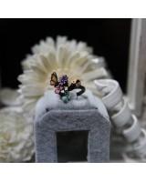 蜜蜂花花指環