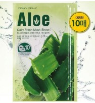 TONYMOLY Aloe Daily Fresh Mask Sheet  新鮮蘆薈面膜