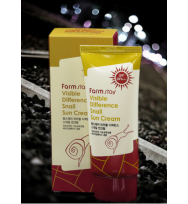 Farm Stay Visible Difference Snail Sun Cream 蝸牛美白防曬霜SPF50 PA+++
