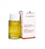 "CLARINS Huile""Anti-Eau"" Contour Body Treatment Oil 排水身體護理油"