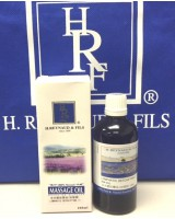 法國 H.REYNAUD & FILS Detox Body Massage Oil 去水排毒香薰按摩油 100ml