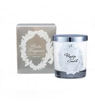 Rudia Fragrance Soy Candle White Rose - 手工製香薫蠟燭- 白玫瑰
