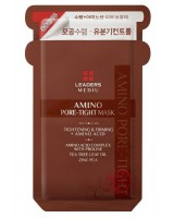 LEADERS Mediu Amino Pore-Tight Mask 氨基酸收縮毛孔面膜(1片$12 / 1盒$98)