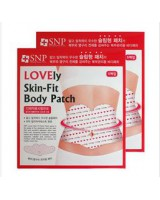 SNP Lovely Skin-Fit Body Patch 瘦肚貼(1盒5片)