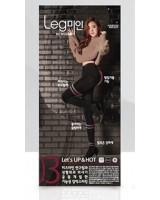 MizLine Let's Up&Hot Legging 320 DEN 加絨提臂消脂瘦腿絲襪