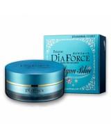 Dia Force Hydro-Gel Eye Patch -Aqua Blue 藍水晶保濕眼膜  (60片)