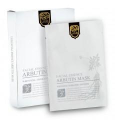 UGB Facial Essence Arbutin Mask 熊果素美白保濕面膜