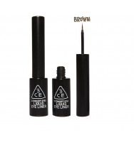 3CE Liquid Eye Liner 長效眼線液 #Brown